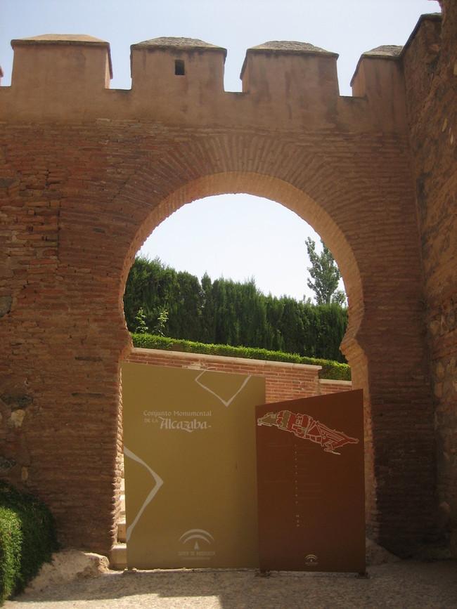 Foto de Alcazaba de Almería (15/16)