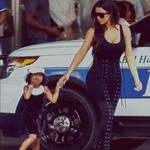 Kim Kardashian celebró así su nuevo récord de seguidores en Instagram