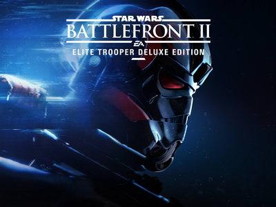 Las bonificaciones de la Edición Deluxe de Star Wars Battlefront II  pueden desbloquearse jugando