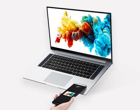 Honor MagicBook Pro: el primer ultrabook con pantalla de 16,1 pulgadas llega con Core i7, chasis de aluminio y un contenido precio de unos 800 euros