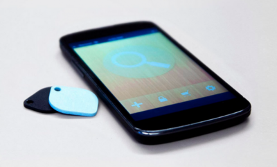 iFind es otro accesorio para que no pierdas las llaves, esta vez sin batería