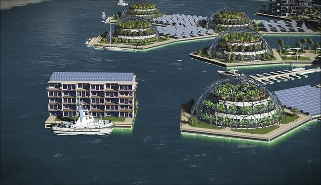 Floating City 2
