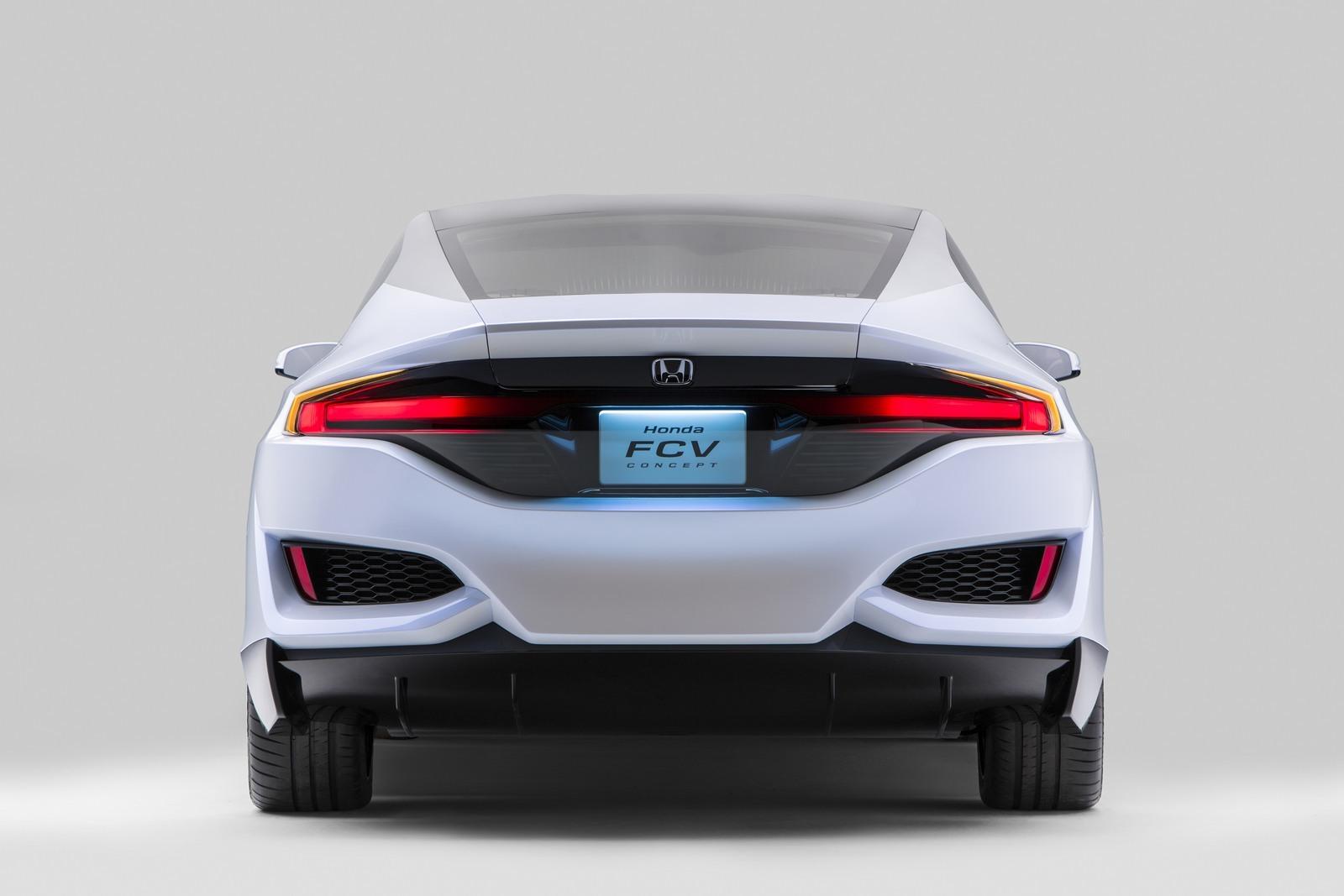 Foto de Honda FCV Concept (12/14)