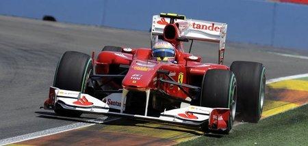 GP de Europa 2010: Fernando Alonso, novena posición final que no sabe a nada