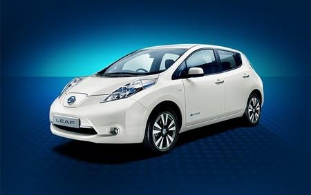 Nissan LEAF a por el mercado británico: ofrecerá a los propietarios préstamos gratuitos de otros modelos