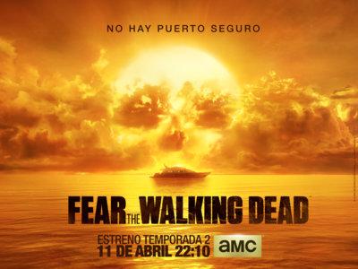 'Fear the Walking Dead' tiene poster oficial de su nueva temporada, la imagen de la semana