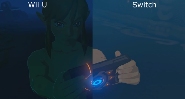 Zelda Breath Of The Wild Comparativa 02