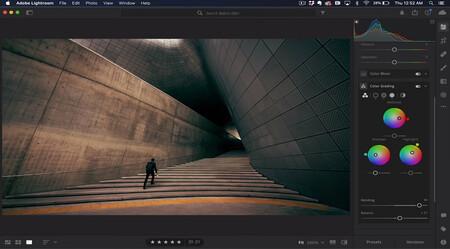 Adobe muestra una nueva (e inédita) función para Lightroom y Adobe Camera RAW: las ruedas de corrección avanzada del color