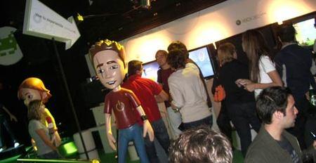 Xbox 360 - Experiencia Xbox Live
