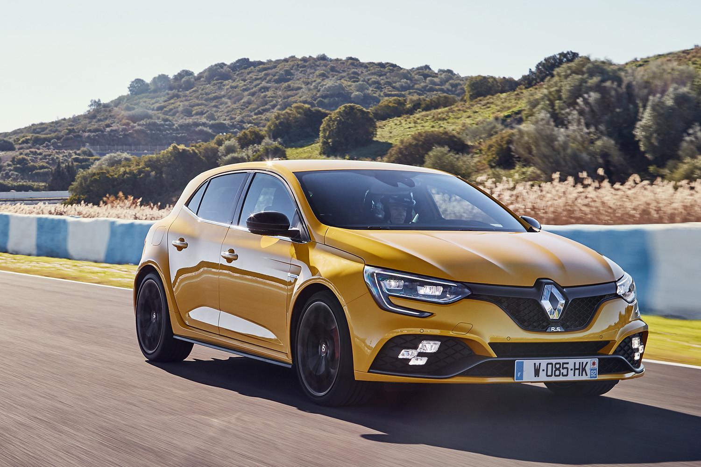 Foto de Renault Mégane R.S. 2018, toma de contacto (18/129)