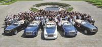 Comienza la producción del Rolls Royce Phantom Drophead Coupe