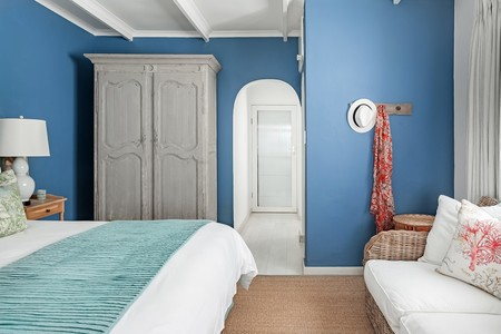 Airbnb Classic Blue Inspiracion Mediterranea En Ciudad Del Cabo