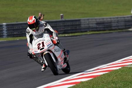 Francesco Bagnaia Gp Malasia 2016 Moto3