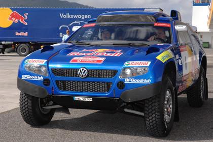 """Nace el Rally de Europa Central, el primero de las """"Dakar Series"""""""