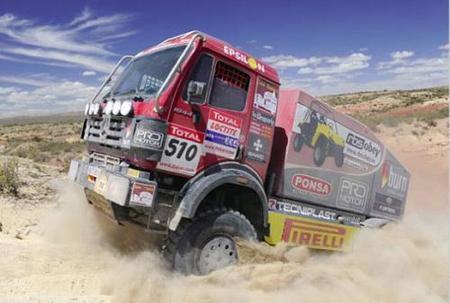 Dakar 2009: neutralizada la sexta etapa