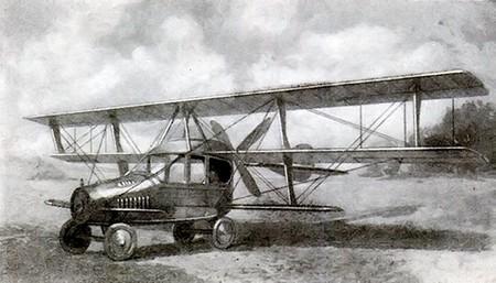 Aunque no lo creas, los autos voladores no son algo nuevo, es un sueño que nació hace más de 100 años
