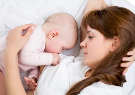 Lactancia en madres pobres