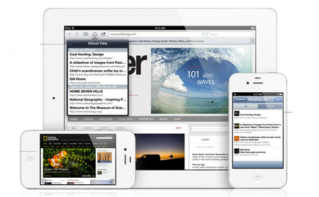 Safari mejorado en iOS 6