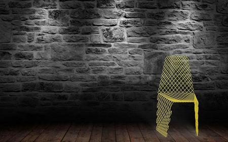 silla Cetka de Acid Studio