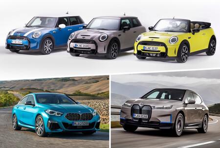 BMW y MINI lanzarán 12 modelos en México este año: desde hatchbacks, hasta eléctricos