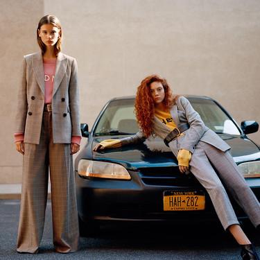 Abrigos y chaquetas de cuadros: 23 opciones low cost y muy wow