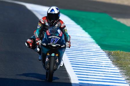 John Mcphee Moto3 Jerez 2019