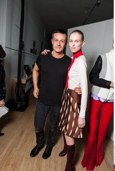 Jonathan Saunders es el nuevo director creativo de Dian Von Furstenberg, adiós Dior