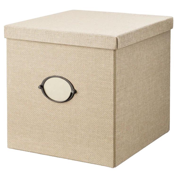 Caja de almacenaje Ikea