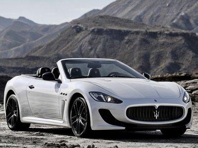 Maserati GranCabrio MC, ya en la red