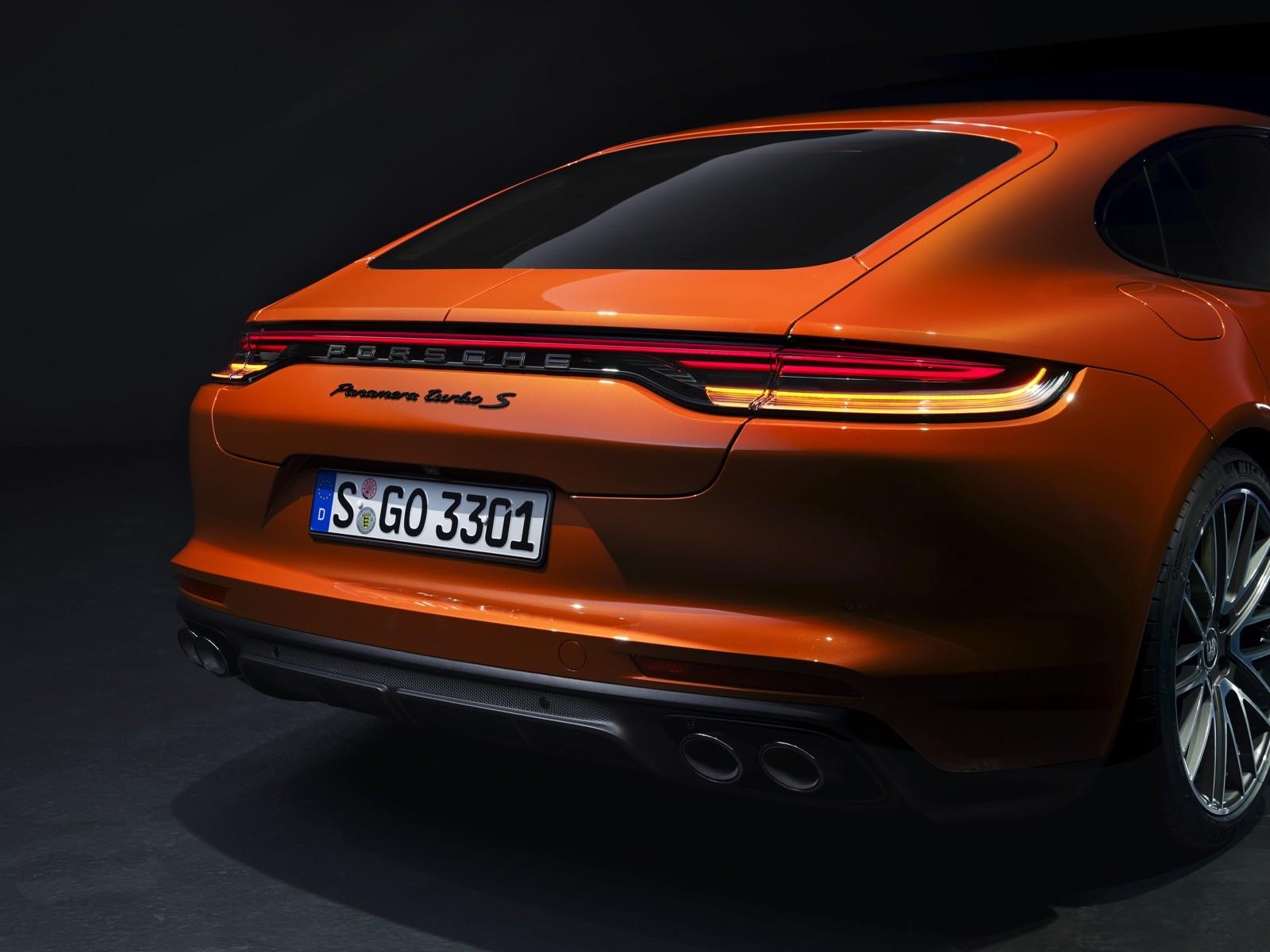 Foto de Porsche Panamera 2021 (11/57)
