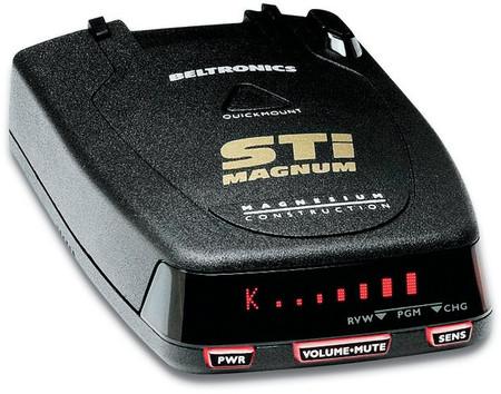 Detector de radar Beltronics STi MAGNUM