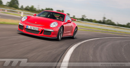 """""""GT3, el Porsche 911 más deportivo"""": La foto de la semana"""