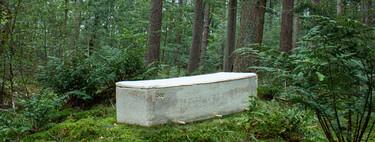 """Bienvenido al """"ataúd viviente"""": morir y convertir tu cuerpo en abono para el bosque"""