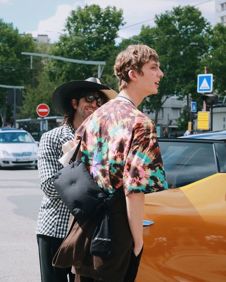 El Mejor Street Style De La Semana Paris Fashion Week Mens Spring Summer 2020 13