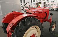 Tractor Porsche, el más rápido del mundo
