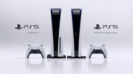 PS5 y PS5 Digital Edition: este es el diseño final de, no una, sino las dos consolas de nueva generación de Sony