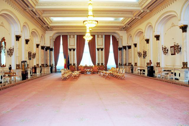 Foto de Palacio del Pueblo Bucarest (3/3)