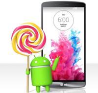 LG no pierde el tiempo con la actualización de G3 a Lollipop