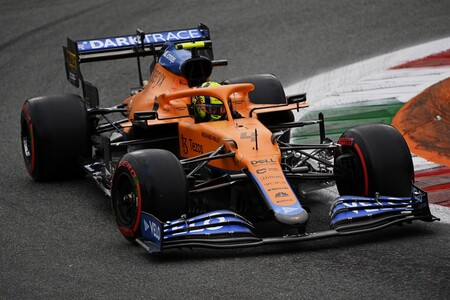 Norris Italia F1 2021