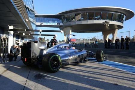 El patrocinador principal no es un dolor de cabeza para McLaren