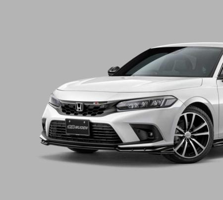 Honda Civic 2022 Boy Kit Mugen 3