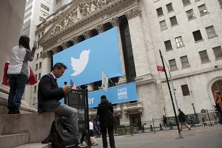Twitter mantiene la barrera de los 40 dólares en los primeros días