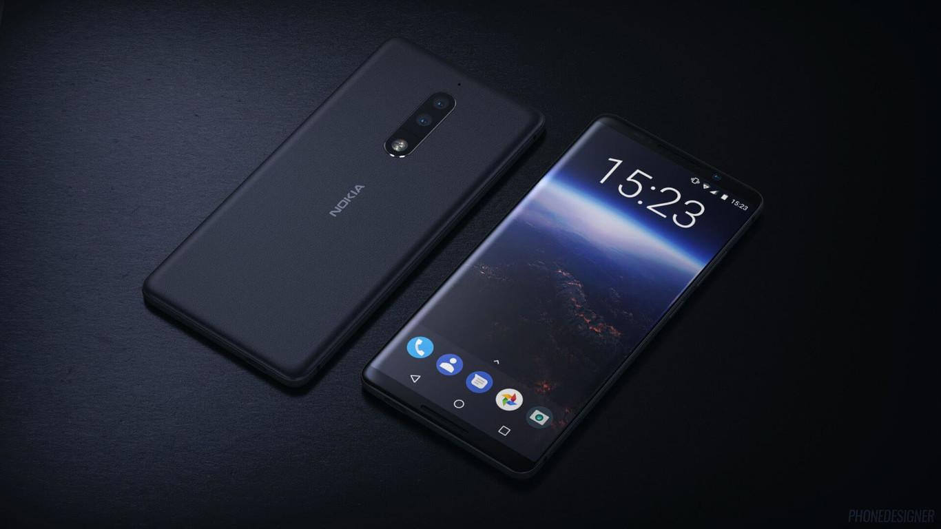 El Nokia 9 Se Convertiría En El Primer Nokia Con Lector De