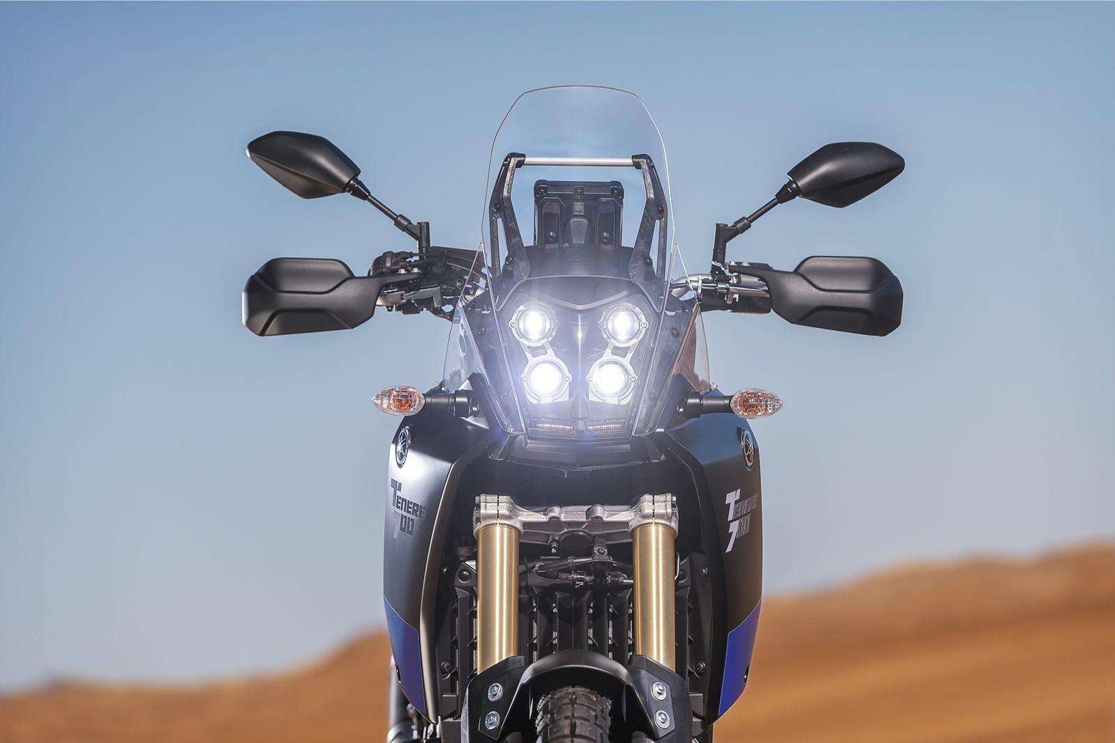 Foto de Yamaha XTZ700 Ténéré 2019, prueba (19/53)