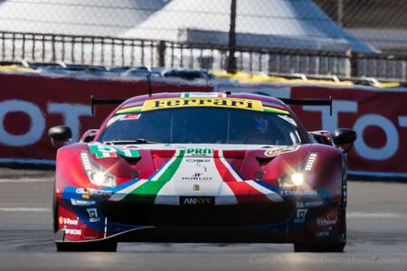 Ferrari Le Mans 2019
