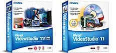 Ulead VideoStudio 11 Plus con soporte para AVCHD