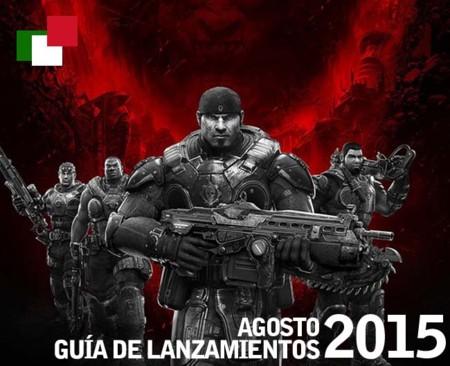 Guía de lanzamientos mensuales en México: agosto 2015