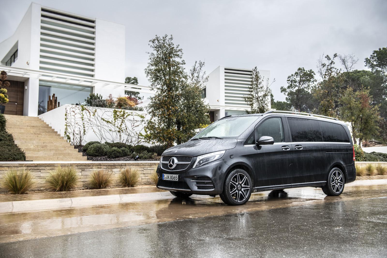 Foto de Mercedes-Benz Clase V 2019 (62/92)