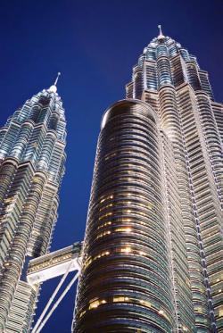 Los rascacielos más altos del mundo