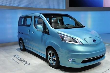 Nissan confirma la e-NV200 para 2014